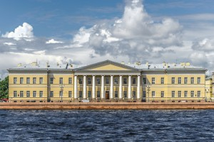 St Petersburg Academy of Science